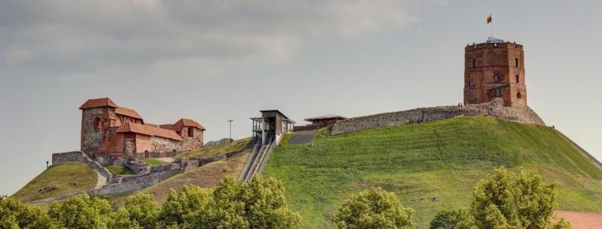 gedimino-pilis