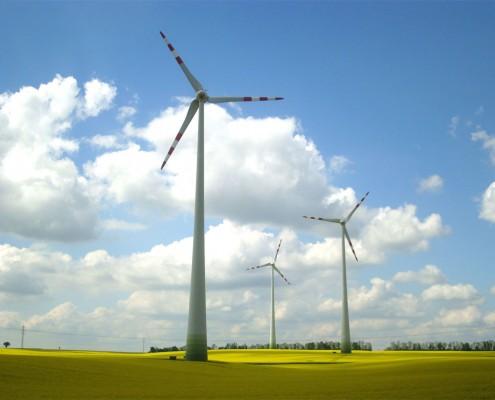 Objektas: Vėjo jėgainėsDalis: Pamatai, projektavimas ir statyba